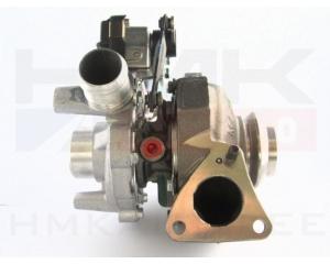 Turbolaadur OEM Citroen/Peugeot 2,7HDi