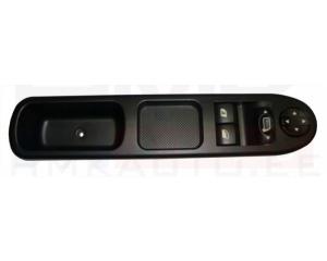Klaasitõstuki lüliti vasak Peugeot 207