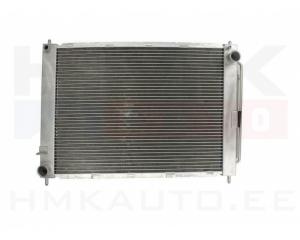 A/C radiaator / Jahutusradiaator Renault Clio III