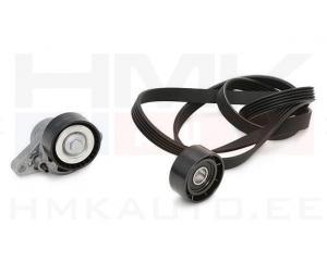 Alternator belt kit Renault