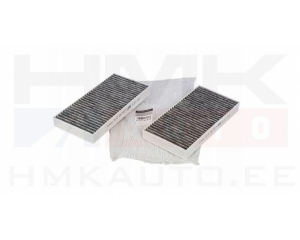 Cabin air activated carbon filter Renault Laguna III