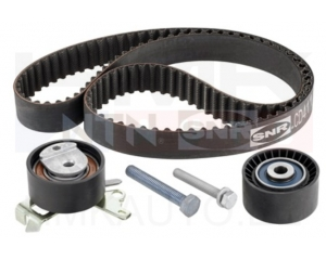 Timing belt kit Citroen/Peugeot 2,0 EW10/ EW12