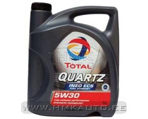 Moottoriöljy TOTAL Ineo ECS 5W30 5L