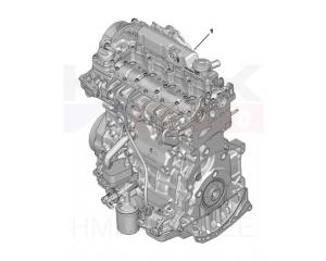 Mootor Jumper/Boxer 2,0HDI EURO6  DW10FUE, DW10FUD, DW10FUC