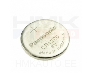Patarei VARTA CR1220 3V lithium 12,0x2,0mm