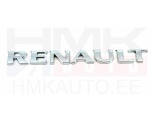 Tagaukse embleem Renault Master