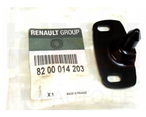 Tagaukse suunaja alum. Renault Trafic