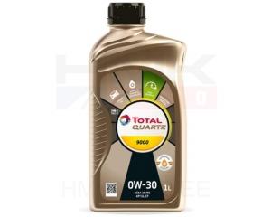 Моторное масло TOTAL Quartz 9000 0W30 1L