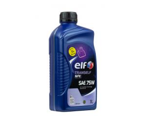 Transmission oil ELF 75W80 Tranself NFX 1L