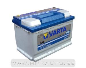 "Aku ""Varta Blue dynamic"""