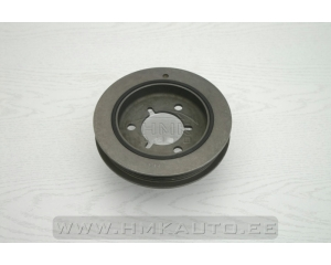 Crankshaft pulley Peugeot/Citroen 1,6 TU5