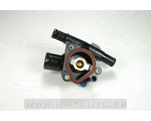 Thermostat with housing Renault 2,0DCi