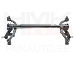 Restored rear axle Peugeot 206 without ABS
