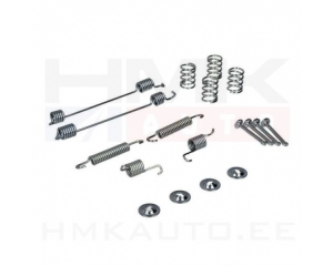 Brake shoe accessory kit Renault