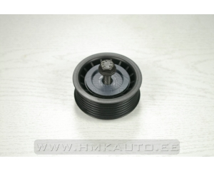 Auxiliary belt idler pulley OEM Jumper/Boxer/Ducato/Transit 06- 2,2HDI