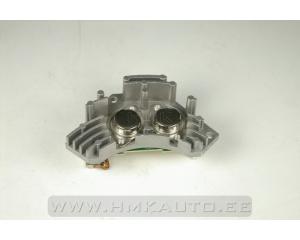 Резистор (сопротивление вентилятора печки) Peugeot/Citroen