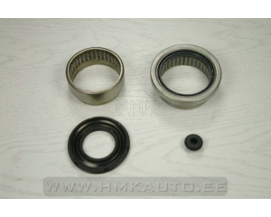 Rear axle trailing arm bearing set Peugeot 206 with disc brakes axle