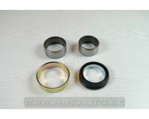 Rear axle trailing arm bearing set Peugeot 306/Citroen Xsara