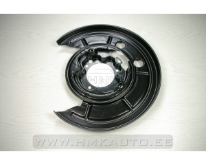 Brake plate right Jumper/Boxer/Ducato 2006-