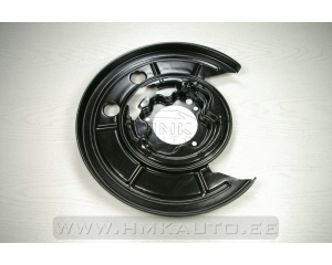 Brake plate left Jumper/Boxer/Ducato 2006-