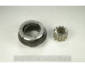 Synchronizer 1-2 gear Citroen/Peugeot BE4 gearbox