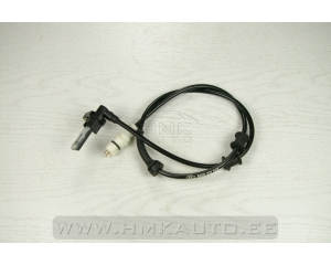 ABS wheel speed sensor rear left Renault Kangoo 97-