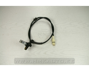 ABS wheel speed sensor rear axle Renault Laguna 2001-2005