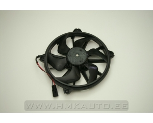 Fan, radiator Citroen C5/C8/Jumpy, Peugeot 807/Expert