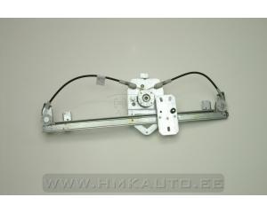 Klaasitõstuki mehhanism Dacia Logan/Logan MCV esimene parem