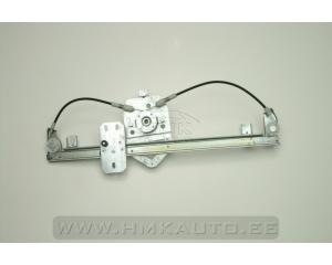 Klaasitõstuki mehhanism Dacia Logan/Logan MCV esimene vasak