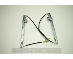 SOODUS! Klaasitõstuki mehhanism esimene vasak MB Vito/Viano W639