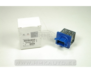 Heater blower resistor Citroen Xsara Picasso/Peugeot 206