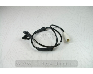 ABS wheel speed sensor front axle Peugeot 307/Citroen C4
