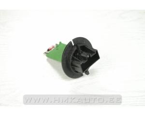 Heater blower resistor Citroen C3/Peugeot 206/307 AC+