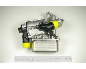Oil filter housing Renault 2,0DCI