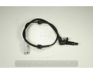 ABS wheel speed sensor rear Peugeot 607