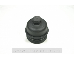 Oil filter cap Citroen/Peugeot 1,6HDI