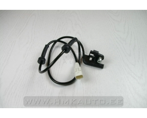 ABS wheel speed sensor rear axle Peugeot 307/Citroen C4