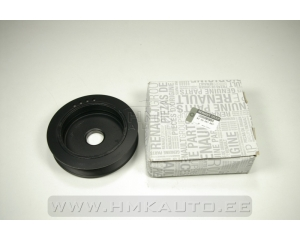 Crankshaft pulley OEM Renault 2,5DCi (without A/C)