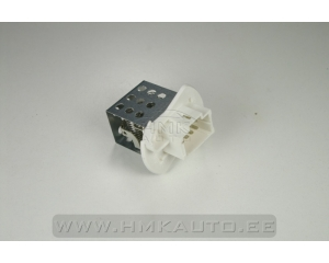 Резистор (сопротивление вентилятора печки) Renault Master -2010