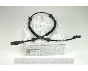 ABS wheel speed sensor front axle OEM Renault Trafic II/Opel Vivaro/Nissan Primastar 2011-