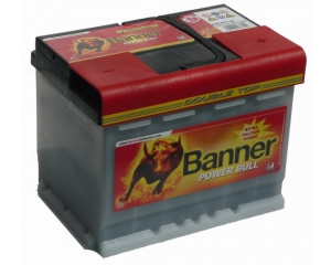 Banner battery Power Bull Pro 63Ah 600A