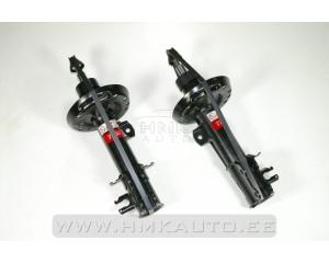 Комплект амортизаторов (2шт.) передние Citroen Berlingo/Peugeot Partner 2008-