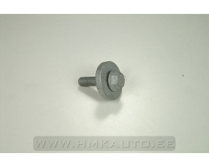 Auxiliary belt pulley bolt Renault K4J/K4M/F4P engines