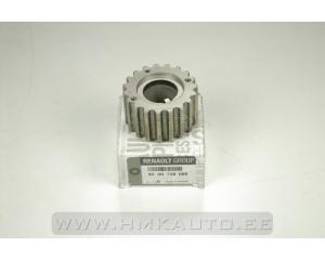 Väntvõlli rihmaratas (hammasrihmale)Renault K4J/K4M mootorid