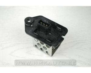 Cooling fan resistor PSA 0,8 black