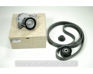 Alternator belt kit Renault Trafic II/Opel Vivaro/Nissan Primastar 2,0DCi/Renault Master 2,3DCI  AC+