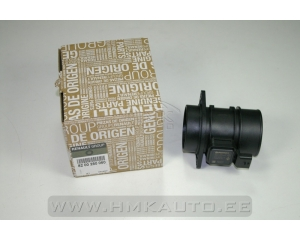 Mass air flow meter Renault 1,5DCI/2,0DCI/2,5DCI