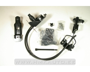 "Spare wheel opening mechanism Jumper/Boxer/Ducato 2006- 15"" wheel"
