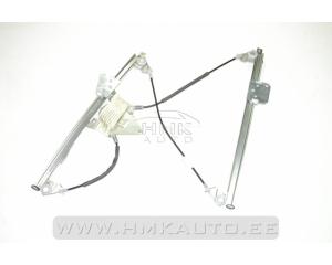 Механизм стеклоподъемника передний левый Citroen C5 2008-